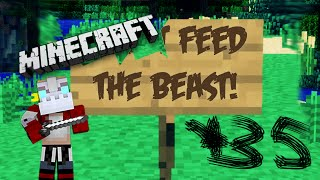 Feed The Beast - Episode 35 Defeating the Twilight Forest Lich! (Minecraft Modpack)