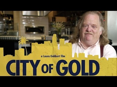 CITY OF GOLD Documentary of Jonathan Gold's LA