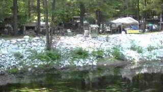 Kahshe Motel Camp & Trailer Park. Video #2