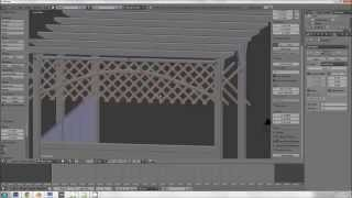 Speed Build - Garden Pergola
