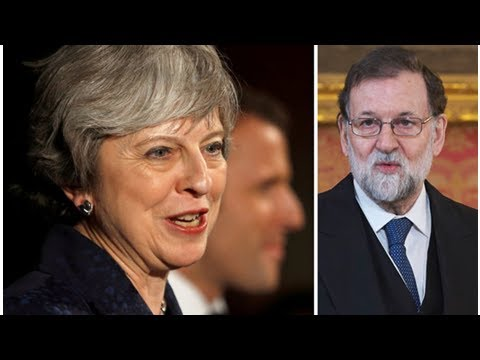 Britain and spain to join forces in post-brexit military defence alliance