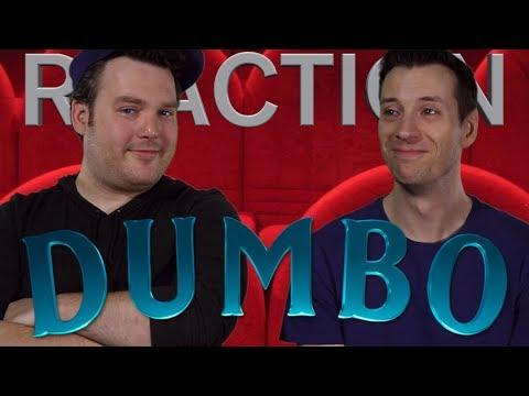 Dumbo - Official Trailer Reaction