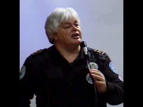 The Compelling story of Capt. Paul Watson founder of Sea Shepherd - San Francisco (Part 1)
