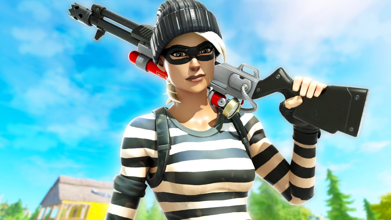 Party Girl 💃 (Fortnite Montage)