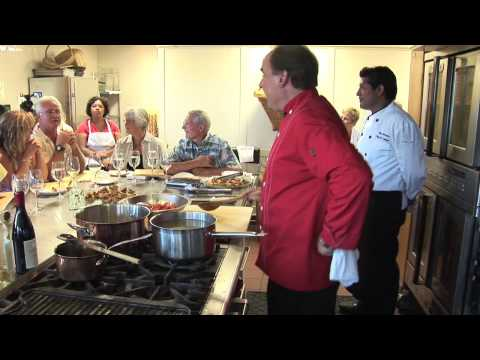 Experience The Wine Country with 'The Singing Chef®