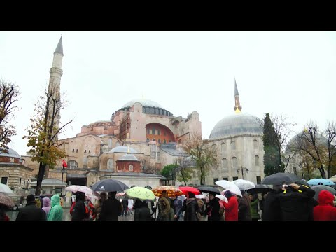 Erdogan will decide if St. Sofia will be converted into a mosque