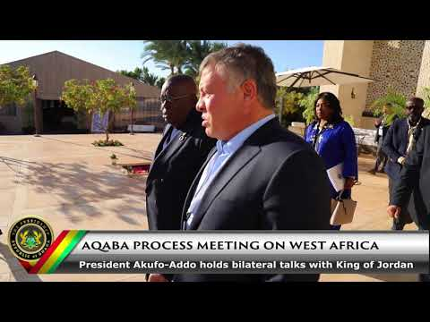 Aqaba Process Meeting on West Africa