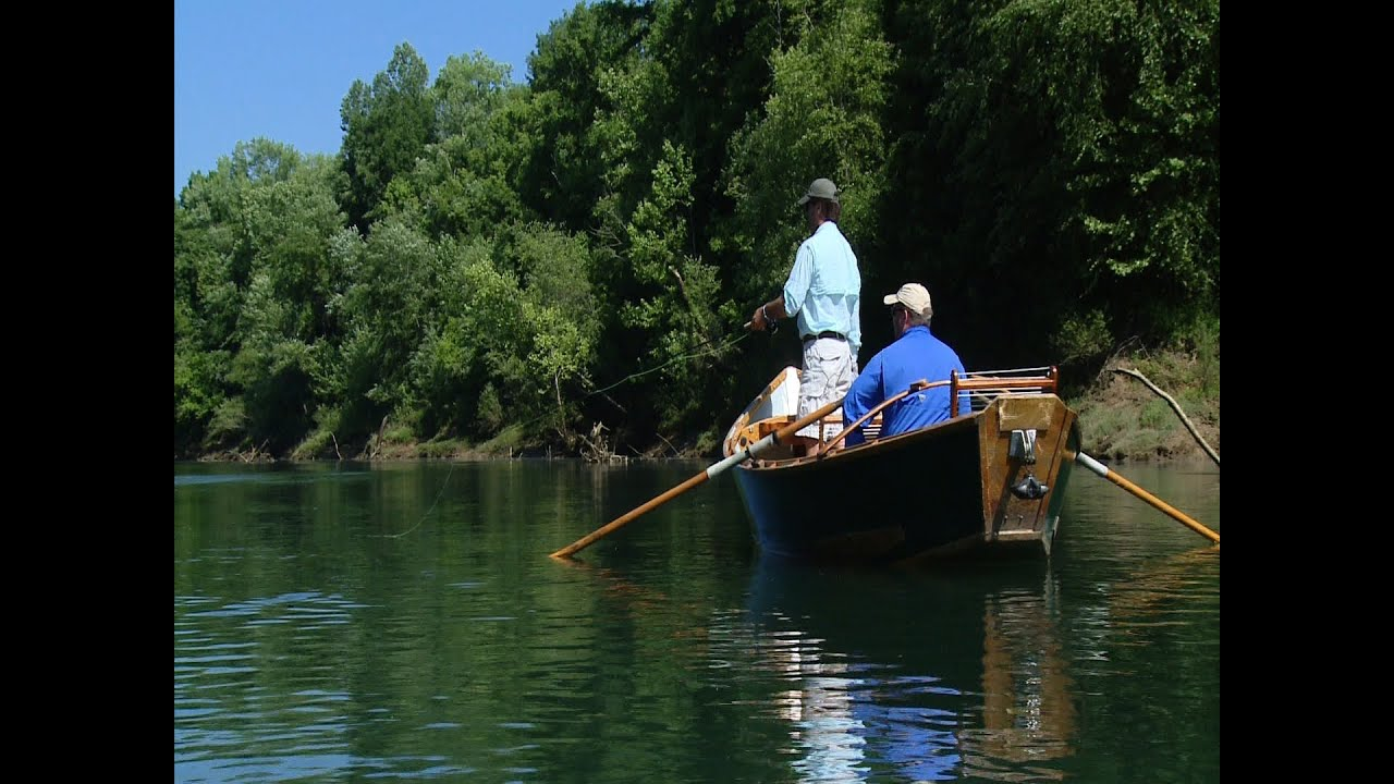 Drift boat trout fishing on the cumberland river youtube for Drift boat fishing