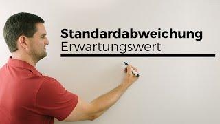 Standardabweichung, Erwartungswert bei Zufallsgrößen | Mathe by Daniel Jung