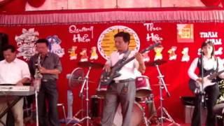 Ban nhạc Huy Tràn Thị xã Chí linh.flv