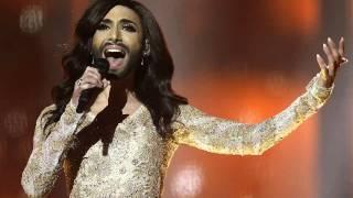 Conchita Wurst Rise Like a Phoenix Vince Eurovision 2014 - Male Emma