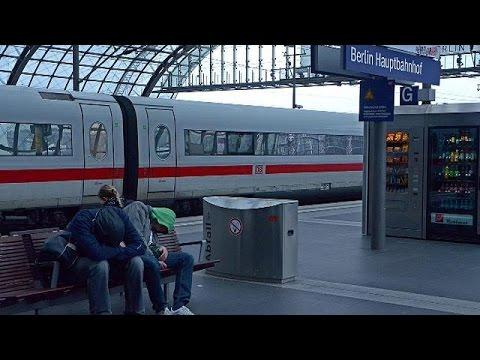 Немецкие железнодорожники прекратят забастовку в субботу