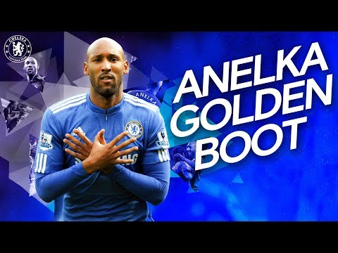 Nicolas Anelka's Golden Boot Winning Season | All 19 Goals | Premier League 2008/09