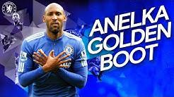 Nicolas Anelka's Golden Boot Winning Season   All 19 Goals   Premier League 2008/09