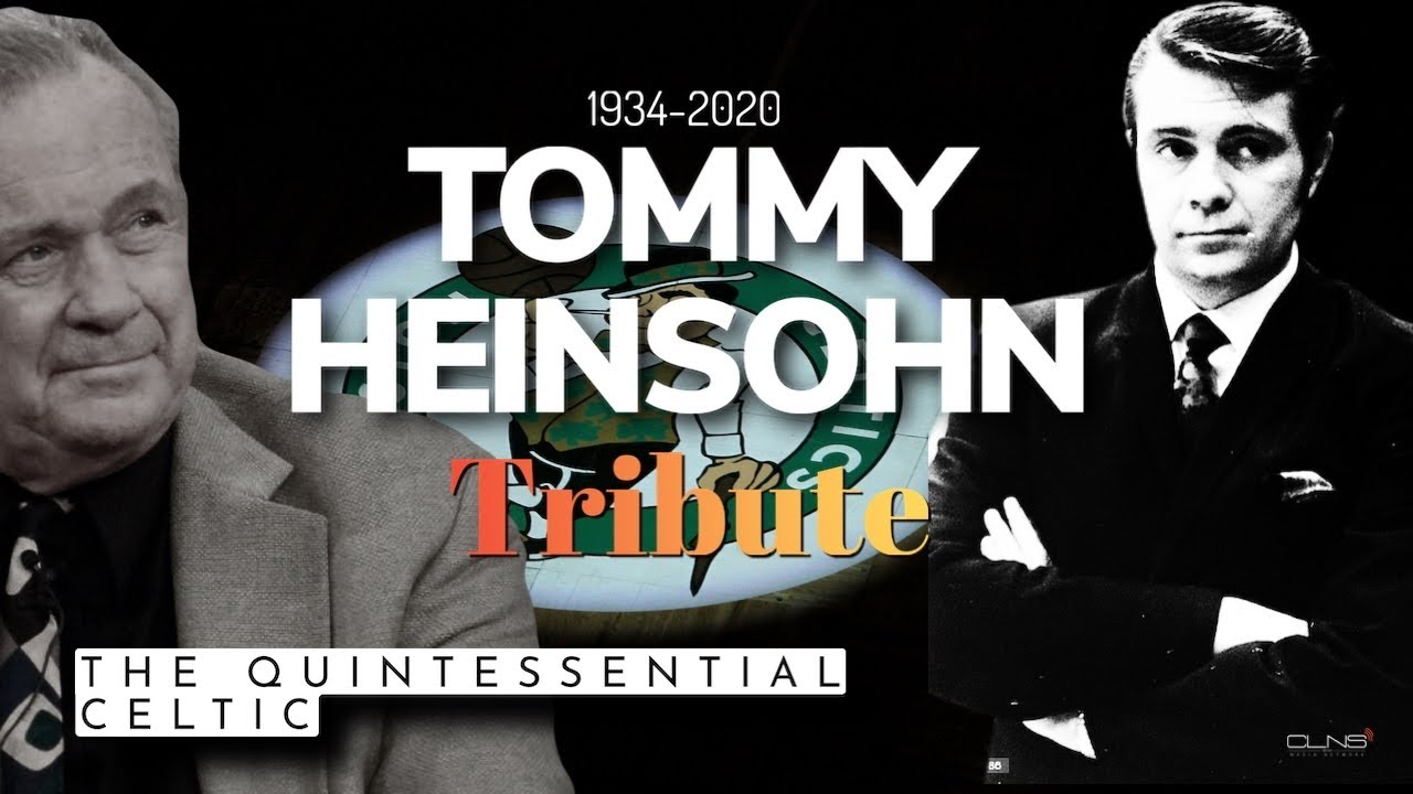 Celtics Legend Tommy Heinsohn Dies At Age 86