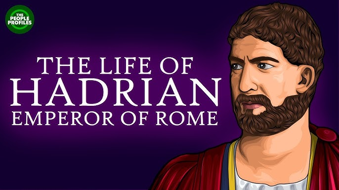 Hadrian Biography – The life of Hadrian Emperor of Rome Documentary