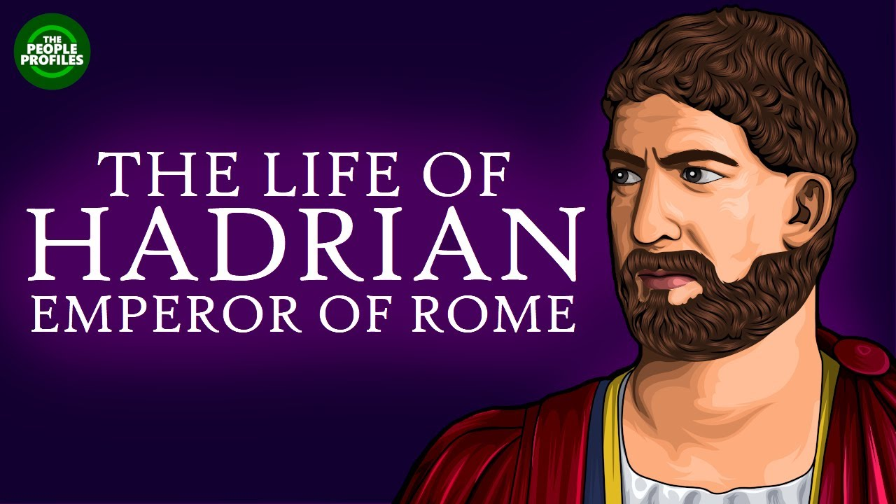 Hadrian Biography - The life of Hadrian Emperor of Rome Documentary