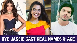 Oye Jassie TV Show Cast Real Names & Age   Disney TV Show   Oye Jassie Disney India