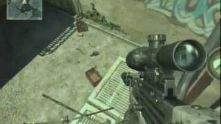 mw2 - skidrow glitches and hiding spots