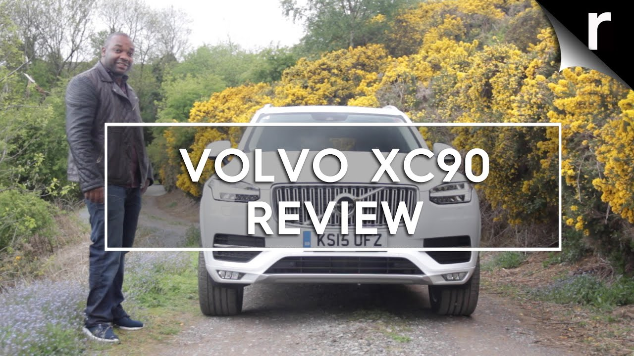 2016 Volvo XC90 D5 review