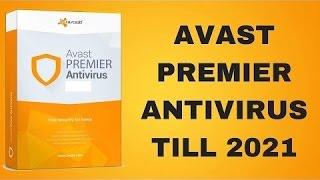 Avast Premier 2017 Licence Key till 2021