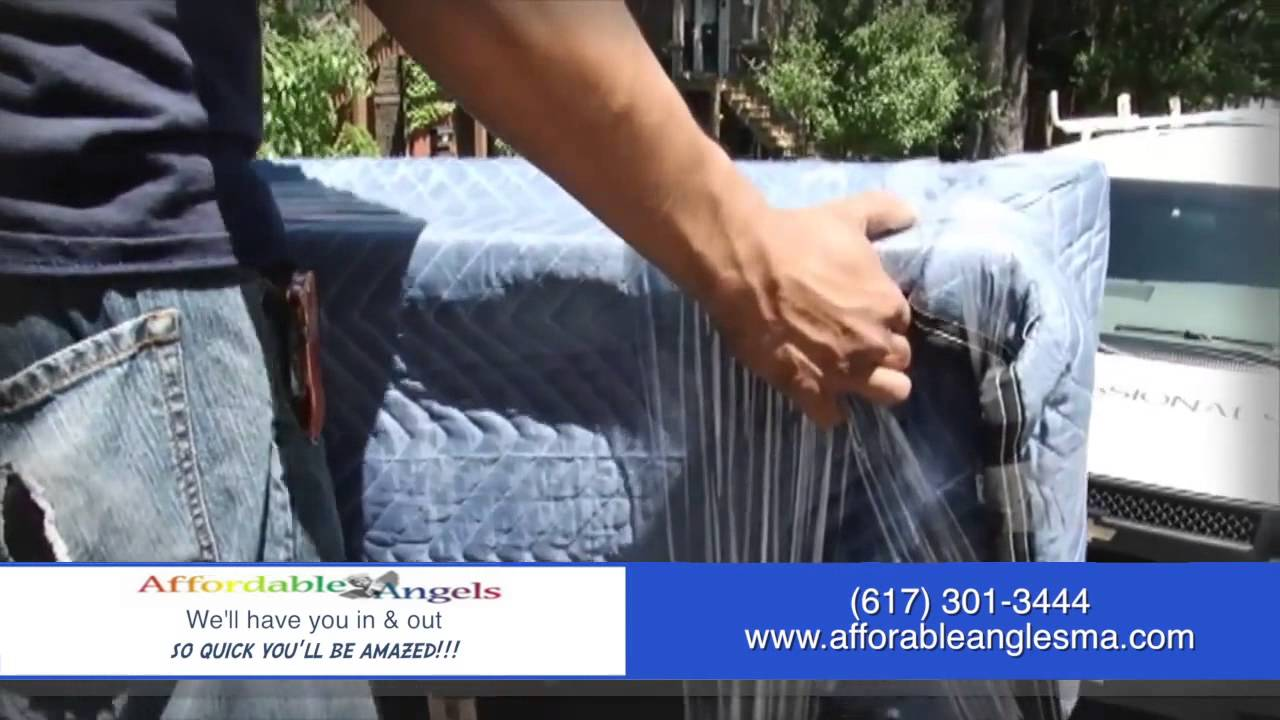 Affordable Angels Moving U0026 Storage   Moving Company In Allston,MA