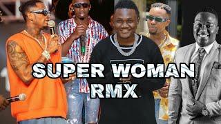 SUPER WOMAN RMX - Tanzania Men All Star (Official Video)