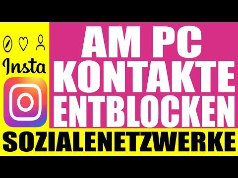 instagram blockierte personen aufheben