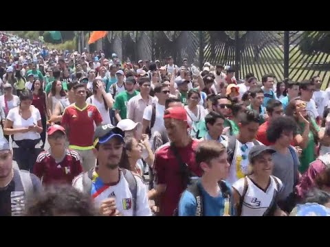 Protests demanding removal of Supreme Court magistrates continue in Venezuela