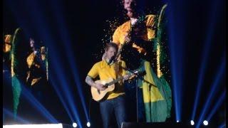 Ed Sheeran - Give me Love - HSBC ARENA - Rio de Janeiro RJ - Brazil - FULL HD