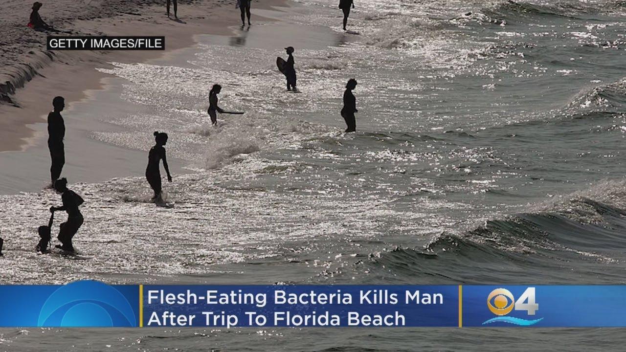 Flesh-Eating Bacteria Kills Man After Trip To Florida Beach