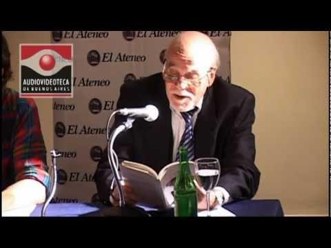 Abelardo Castillo - En diálogo, junio 2011 - Audiovideoteca de Buenos Aires