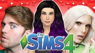 The Sims 4: YOUTUBER WORLD