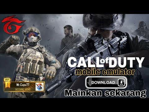 Cara Download + Instal!! Call Of Duty Mobile Di PC - Call Of Duty Mobile Emulator By' GameLoop