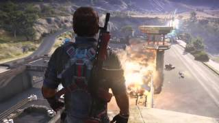 Just Cause 3 - ТРЕЙЛЕР  Е3 2015