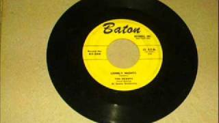Lonely Nights = The Hearts 1955 =FIRST DOO WOP FEMALE GROUP