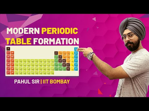 periodic-properties-l1-|-modern-periodic-table-formation-|-|-jee-&-neet-2022-|-pahul-sir