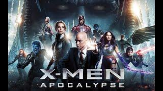 Люди Икс:  Апокалипсис (2016) . Русский Трейлер #3 . фантастика фэнтези боевик приключения