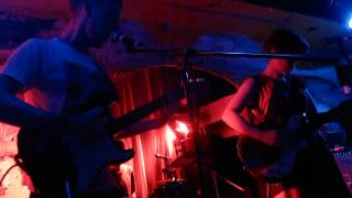 Trust Fund - Reading The Wrappers (Live @ The Shacklewell Arms, London, 16/09/13)