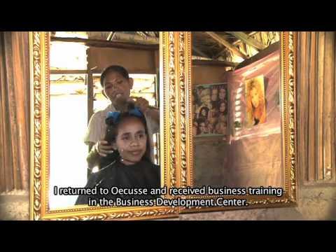 Timor-Leste: Deolinda's story