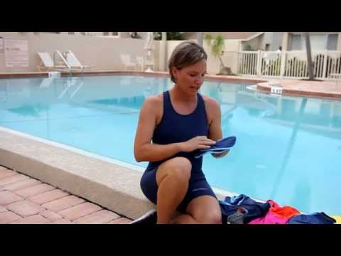 Water Aerobics Must Have Equipment EXERICSE TIP#3 - WECOACH