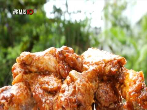 Chicken wings craze take over Metro Manila | Kapuso Mo, Jessica Soho