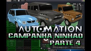 "Como jogar Automation | Parte 4: Veículos ""OffRoad"" e ""City cars"" |  (Gameplay / PC / PTBR) HD"