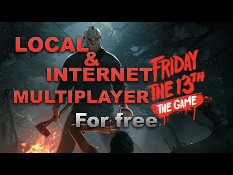 Friday The 13th Local And Internet Multiplayer For Free