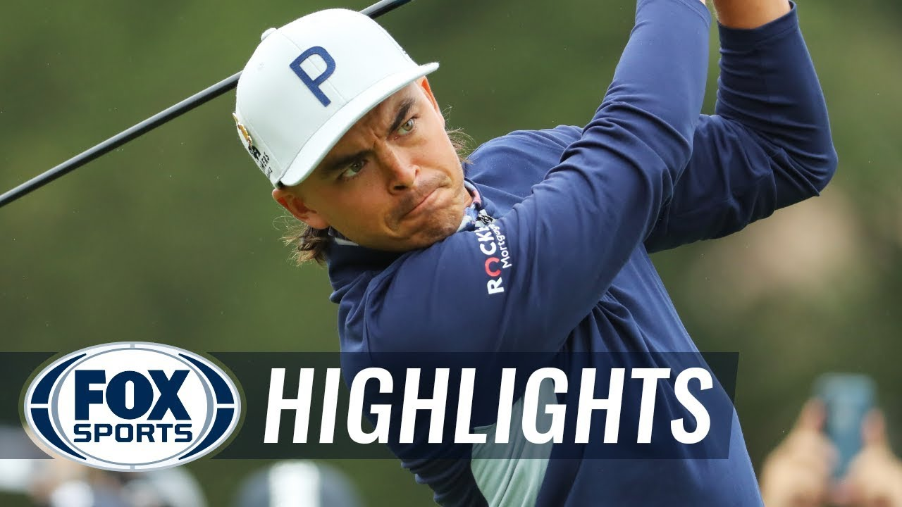 U.S. Open highlights, Round 3: Rickie Fowler, Jason Day and Hideki Matsuyama | 2019 U.S. OPEN