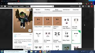 NEW FREE ROBLOX ACCOUNT (PIN:**5*