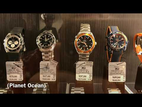 Life Outside Rolex: Shopping For Other Watch Brands In Shinjuku, Japan