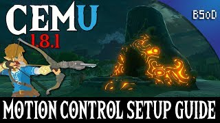 Video Cemu 1.11.6 | Motion Control Setup Guide download MP3, 3GP, MP4, WEBM, AVI, FLV Agustus 2018