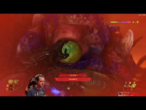 Doom Eternal Playthrough - Part 2 (JoeNumb3rs)