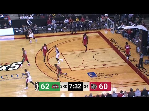 Raphiael Putney (23 points) Game Highlights vs. Maine Red Claws